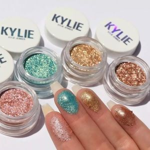 Kylie Shimmer Eye Glaze 2 Aqua Mama & Ocean child